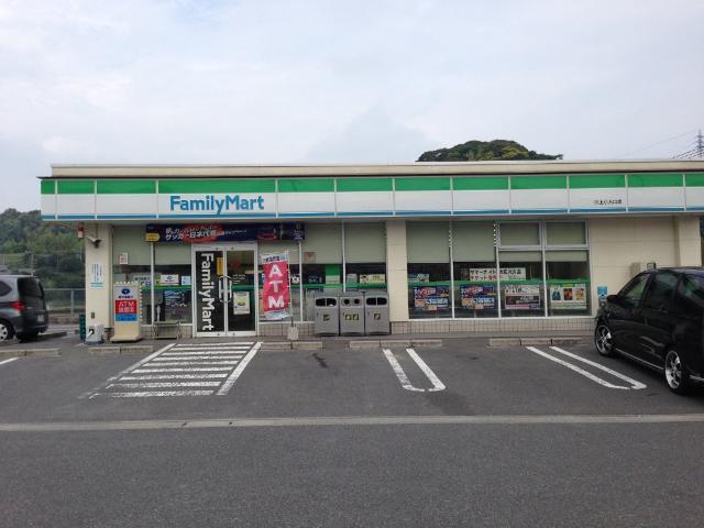 ファミリーマート川上小入口店 641m