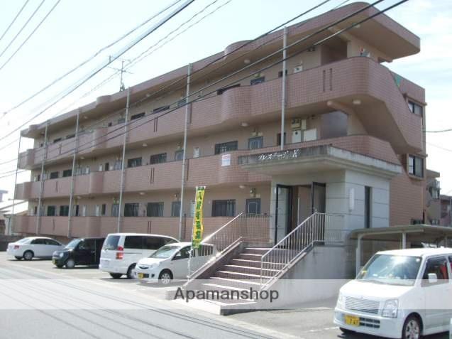 鹿児島県鹿児島市、慈眼寺駅徒歩11分の築20年 3階建の賃貸マンション