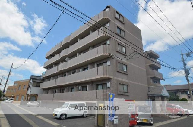 鹿児島県鹿児島市、二中通駅徒歩7分の築20年 5階建の賃貸マンション