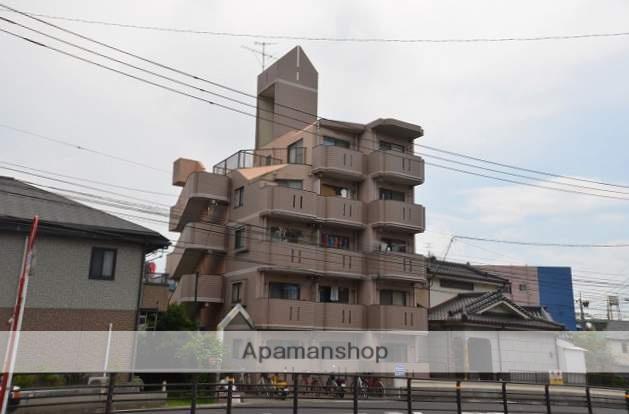 鹿児島県鹿児島市、唐湊駅徒歩5分の築24年 5階建の賃貸マンション