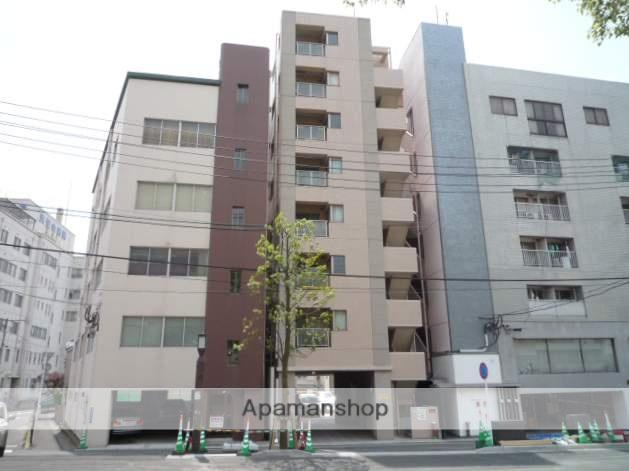 鹿児島県鹿児島市、新屋敷駅徒歩5分の築13年 8階建の賃貸マンション