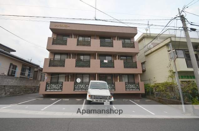 鹿児島県鹿児島市、二軒茶屋駅徒歩3分の築13年 3階建の賃貸マンション