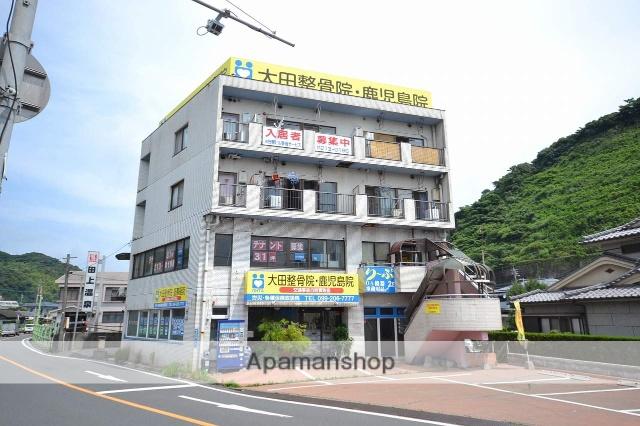 鹿児島県鹿児島市、中洲通駅徒歩20分の築30年 4階建の賃貸マンション