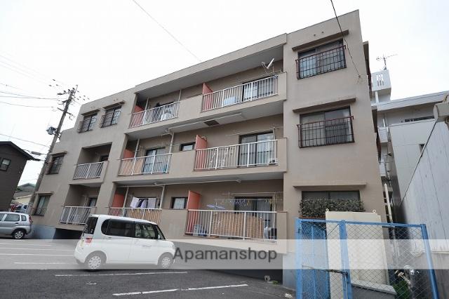 鹿児島県鹿児島市、二軒茶屋駅徒歩16分の築33年 3階建の賃貸マンション