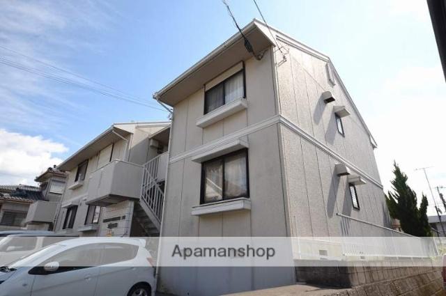 鹿児島県鹿児島市、宇宿駅徒歩31分の築26年 2階建の賃貸アパート