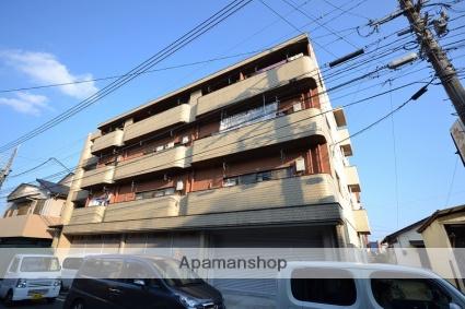 鹿児島県鹿児島市、宇宿一丁目駅徒歩4分の築31年 4階建の賃貸マンション