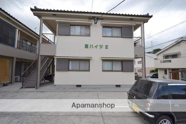 鹿児島県鹿児島市、宇宿駅徒歩13分の築21年 2階建の賃貸アパート