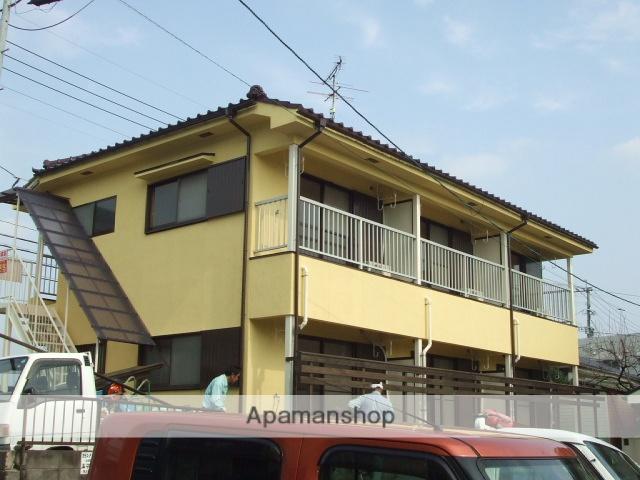 鹿児島県鹿児島市、坂之上駅徒歩8分の築26年 2階建の賃貸アパート