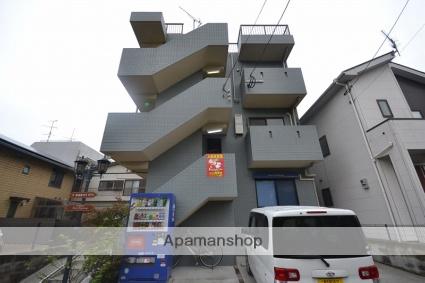 鹿児島県鹿児島市、宇宿駅徒歩5分の築5年 3階建の賃貸マンション