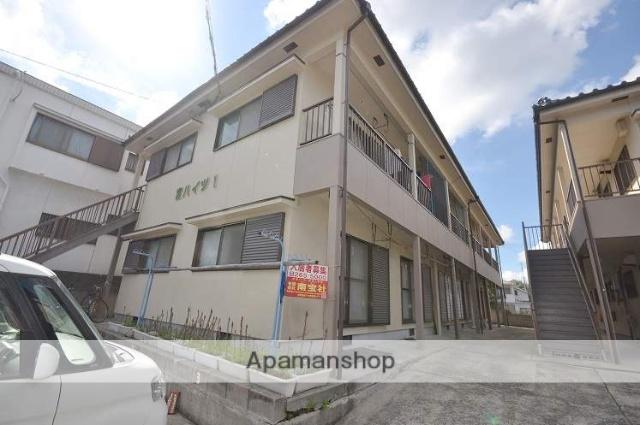 鹿児島県鹿児島市、脇田駅徒歩5分の築18年 2階建の賃貸アパート