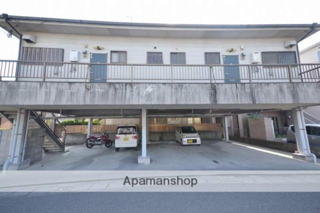 鹿児島県鹿児島市、宇宿駅徒歩6分の築14年 2階建の賃貸アパート