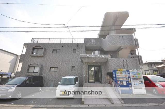 鹿児島県鹿児島市、谷山駅徒歩20分の築18年 3階建の賃貸マンション