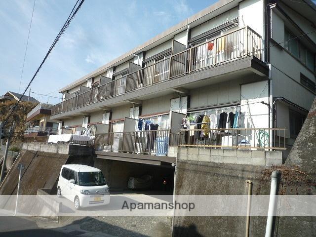 鹿児島県鹿児島市、南鹿児島駅徒歩9分の築42年 2階建の賃貸アパート