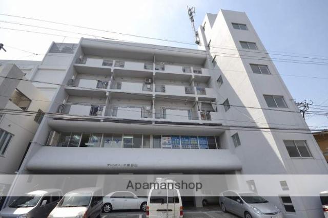 鹿児島県鹿児島市、宇宿駅徒歩7分の築43年 5階建の賃貸マンション