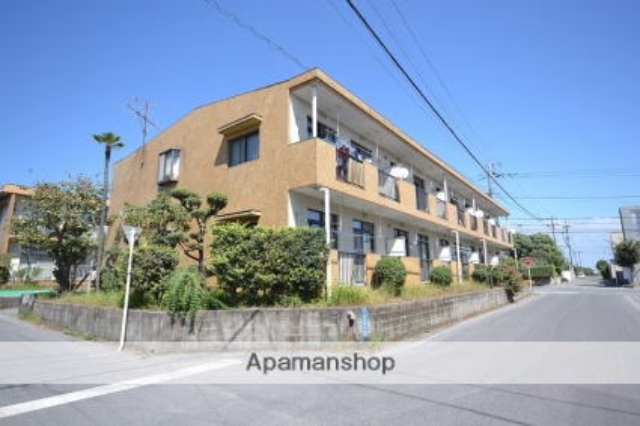 鹿児島県鹿児島市の築26年 2階建の賃貸マンション