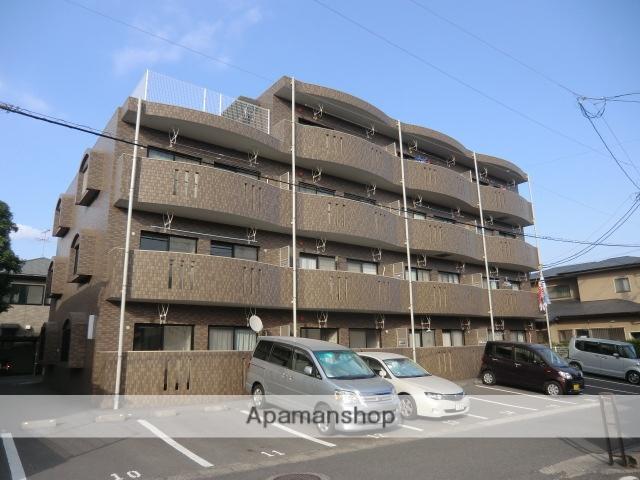 鹿児島県鹿児島市、谷山駅徒歩5分の築17年 4階建の賃貸マンション