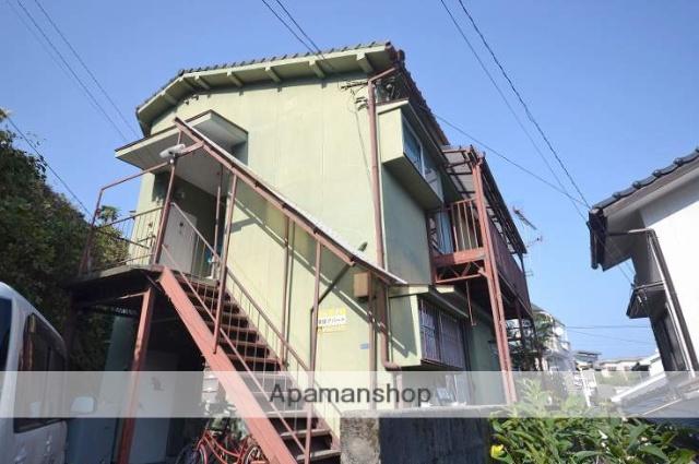 鹿児島県鹿児島市、宇宿駅徒歩10分の築34年 2階建の賃貸アパート