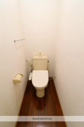 ビューテラス旭原A[2DK/54m2]のトイレ