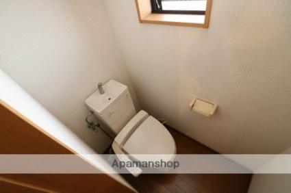メープル西原[1K/31.02m2]のトイレ