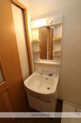 メープル西原[1K/31.02m2]の洗面所