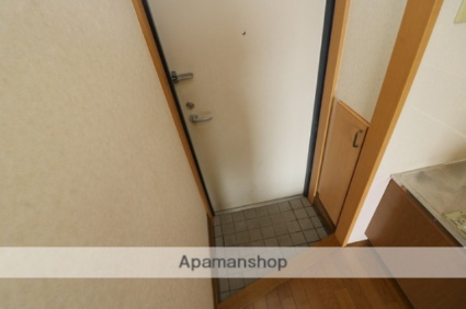 メープル西原[1K/31.02m2]の玄関
