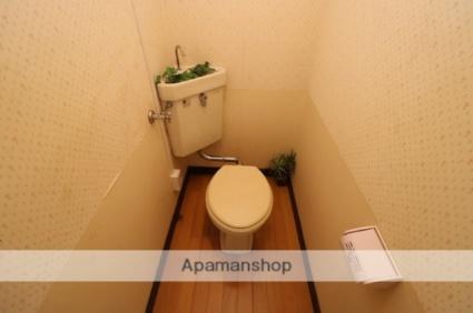 SAKURA.F[1K/20.6m2]のトイレ