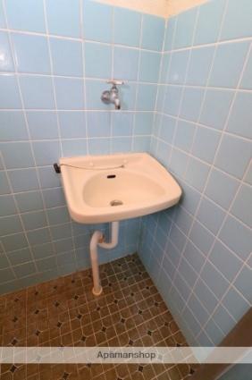 SAKURA.F[1K/20.6m2]の洗面所