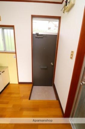 SAKURA.F[1K/20.6m2]の玄関