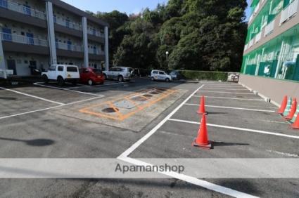 セントラルマンション[1K/21m2]の駐車場