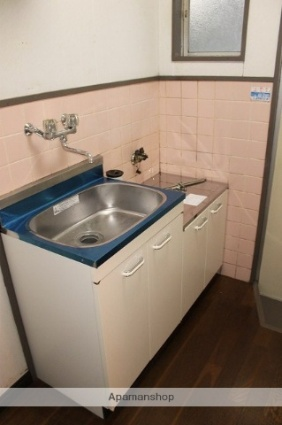 セントラルマンション[1K/21m2]のキッチン