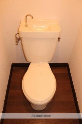 セントラルマンション[1K/21m2]のトイレ