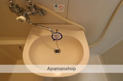 セントラルマンション[1K/21m2]の洗面所
