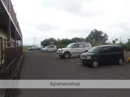 フラワーハイツ[1K/27.93m2]の駐車場