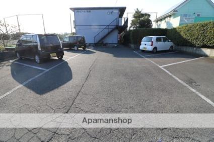 プレジール川西[2LDK/54.16m2]の駐車場