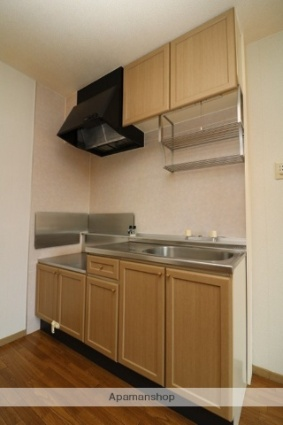 プレジール川西[2LDK/54.16m2]のキッチン