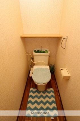 サンコーポ[1R/27m2]のトイレ