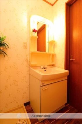 サンコーポ[1R/27m2]の洗面所