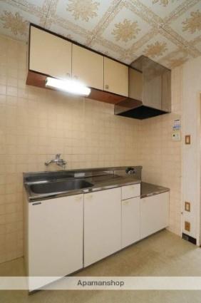 アーク札元[3DK/45m2]のキッチン