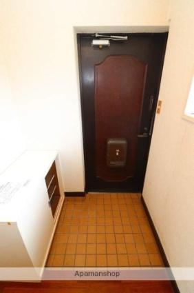アーク札元[3DK/45m2]の玄関