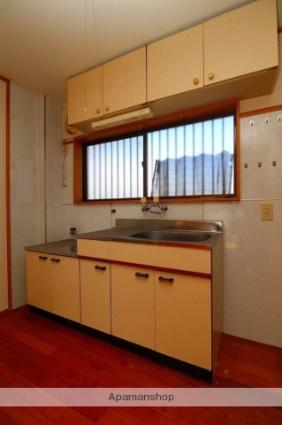 コーポ福永[2DK/32m2]のキッチン