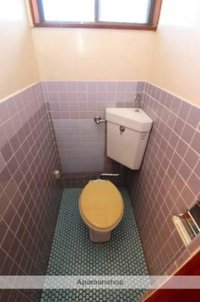 コーポ福永[2DK/32m2]のトイレ