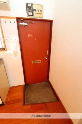 コーポ福永[2DK/32m2]の玄関