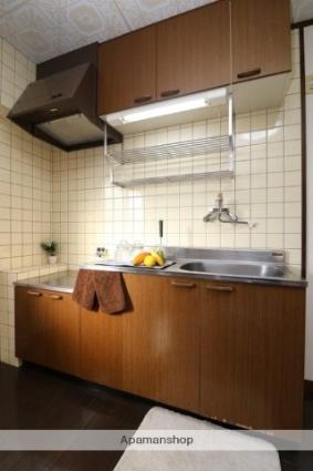ライネクスト新川[3DK/60.5m2]のキッチン