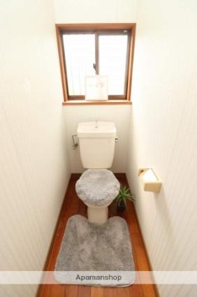 なんてん[2DK/40.5m2]のトイレ