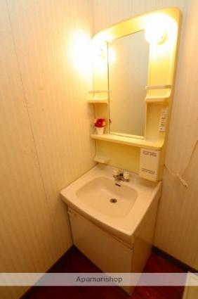 なんてん[2DK/40.5m2]の洗面所