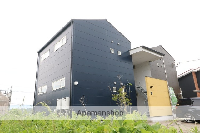 鹿児島県鹿屋市の築1年 2階建の賃貸アパート