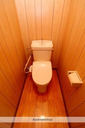 川西町福留貸家[4DK/67.68m2]のトイレ