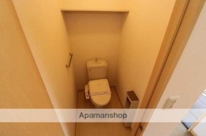 ヴェール[1LDK/44.72m2]のトイレ