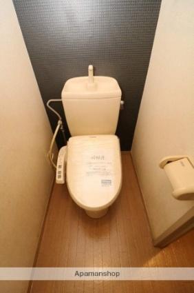 ビューテラス旭原C棟[2DK/54m2]のトイレ