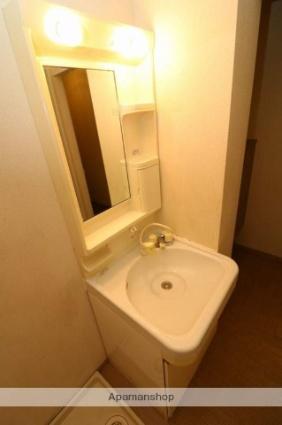 ビューテラス旭原C棟[2DK/54m2]の洗面所